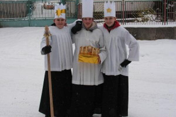 Traja králi.