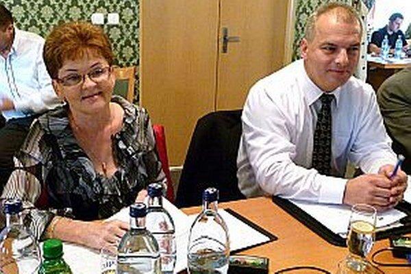 Poslankyňa Irena Kováčiková oboznámila kolegov so zmenami.