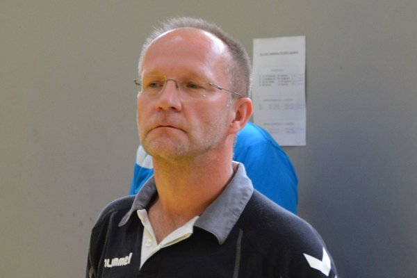 Hlavný tréner RCH v Topoľčanoch Ferdinand Minarovský.