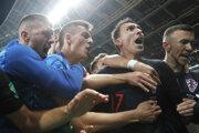 Chorvátsko si prvýkrát v histórii zahrá o titul majstra sveta.