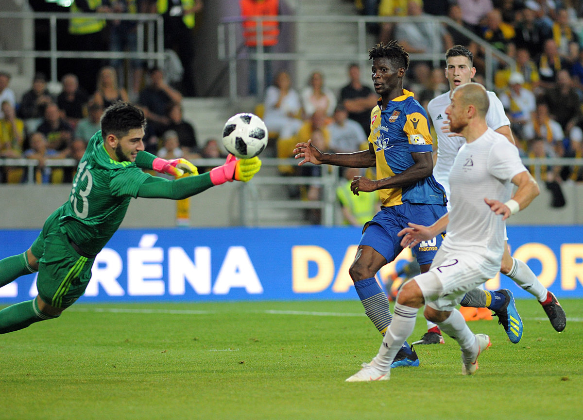 371f93588a13c Milsami : Slovan - Európska liga - 1. predkolo - ONLINE - Šport SME