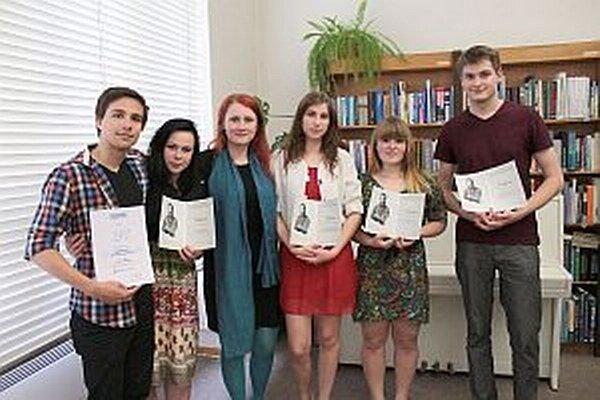 Po Štúrovom pere získali gymnazisti ďalšie ocenenie.