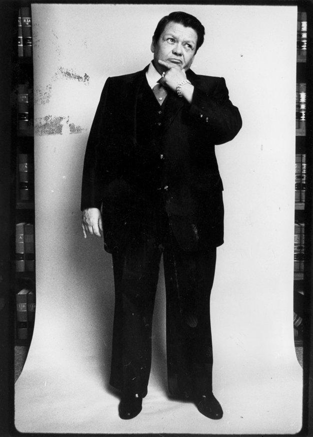 Dante Tax Gill v 80. rokoch.