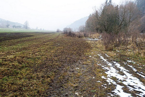 Okolie Oravského Bieleho Potoka