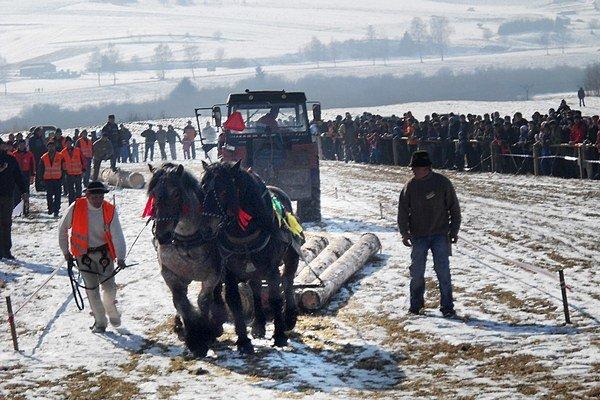 Vo Vitanovej majú Furmanské dni dlhoročnú tradíciu. Najbližšie môžete navštíviť  7. februára.