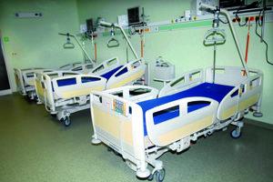 Urgentný príjem v univerzitnej nemocnici má moderné lôžka. Čoskoro by mali byť také aj na iných pracoviskách.