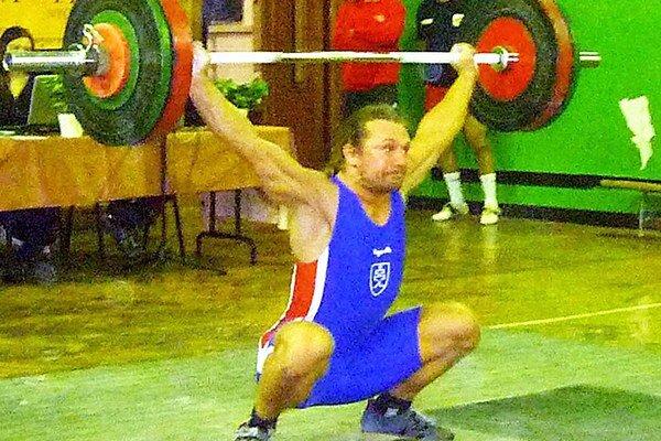 Peter Janíček vyhral v kategórii masters už deviaty raz za sebou.