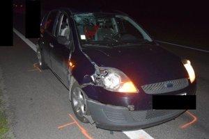 Jedna z tohtoročných tragických nehôd v kraji. Koncom mája prišiel o život na ceste pri Drienovci v okrese Košice okolie 50-ročný chodec