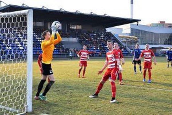 Investícia do futbalového štadióna má presiahnuť 1,2 milióna eur.
