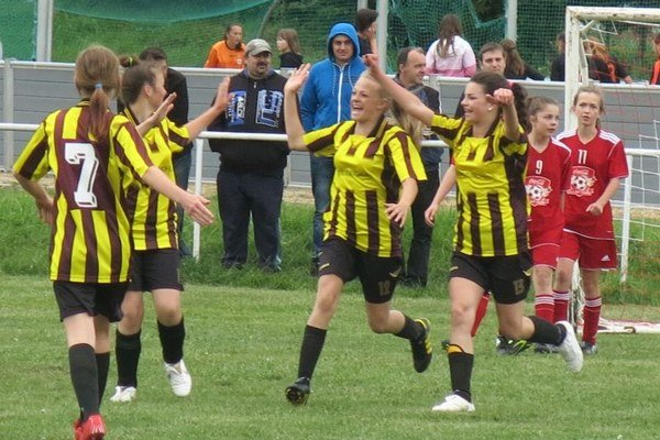 Oravská Jasenica žila dva dni iba futbalom.