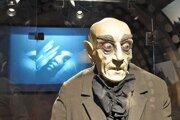 V Mediatéke nesmie chýbať upír Nosferatu.