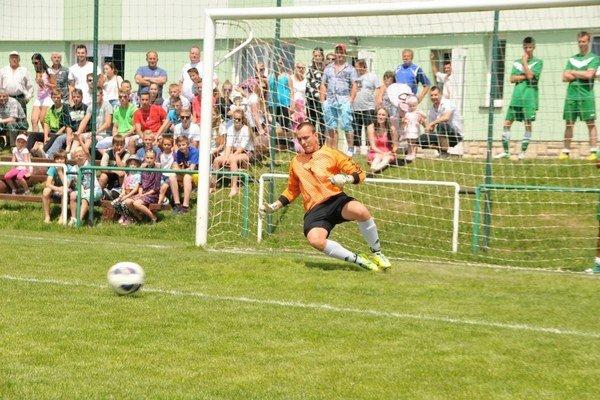 Hlavým program stretnutia troch Polhôr je futbalový turnaj.