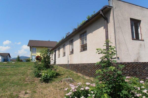 Budova pôvodnej škôlky.