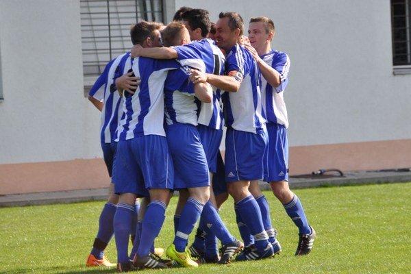 Oravská Jasenica sa tešila z druhého víťazstva v sezóne.