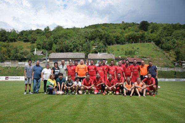 Horné Srnie vyhralo domáci turnaj.