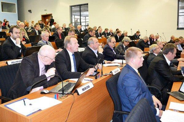 Za poslanecký návrh Jozefa Grapu hlasovalo 33 z 52 prítomných poslancov.