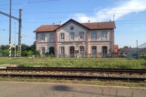 Železničná stanica Vajnory