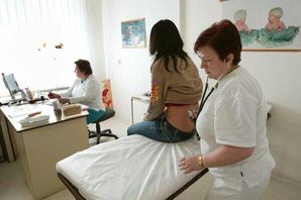 Najviac pacientov je medzi deťmi a mládežou.