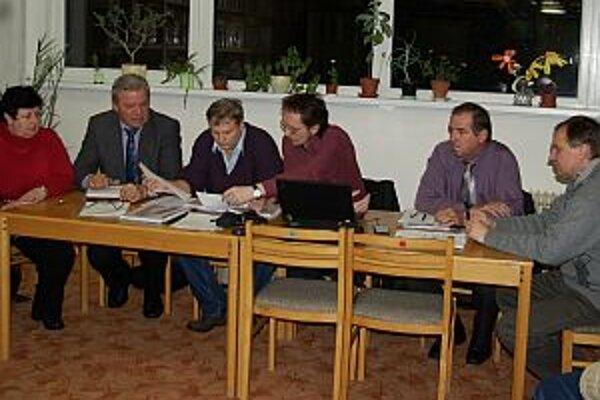 Zo zasadnutie Výboru mestskej časti Lány.