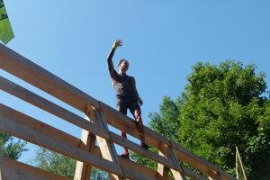 Víťazom a novým majstrom Európy v Spartan race, sa stal Sergei Perelygin.