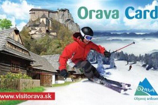 S Orava Card dostanete zaujímavé zľavy.