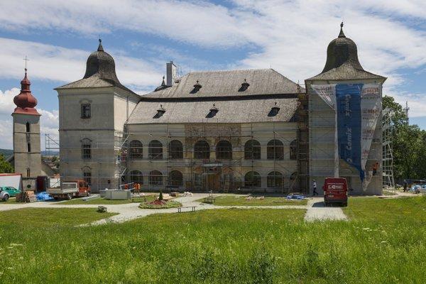 Múzeum v Hanušovciach nad Topľou.