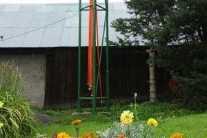 Nová hasičská veža pri obecnom úrade slúži aj na sušenie hadíc.