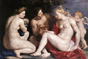 Z diela Paula Rubensa.