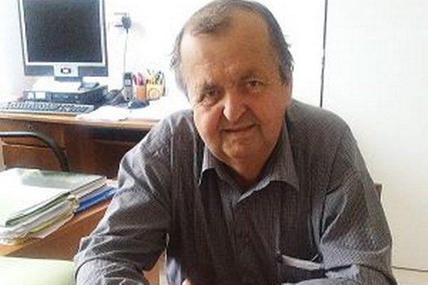 Liesecký starosta Martin Dreveňák.