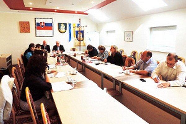 Hlavnou témou ostatných pracovných stretnutí je spojenie miestnych akčných skupín.