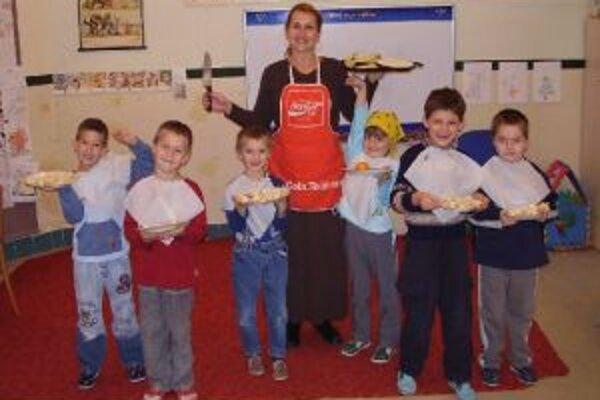 Malí kuchári.