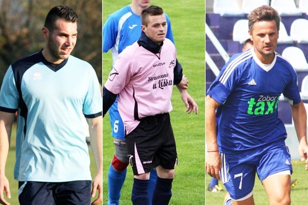 Marek Krajanec reštartuje svoju kariéru na Chrenovej. * Lukáš Garaj odišiel zPaty, chce pomôcť Močenku. * Martin Čambal prinesie skúsenosť do Dolných Obdokoviec.