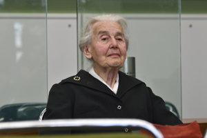 Ursula Haverbecková.