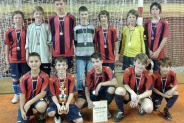 Víťazi turnaja JUVE CUP.