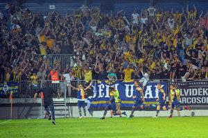 Dunajská Streda tromi gólmi otočila zápas.