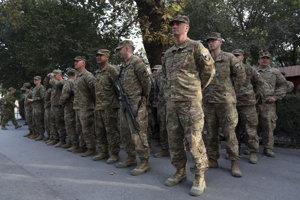 Spojeneckí vojaci v Afganistane.