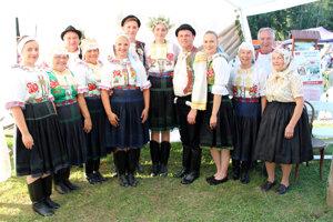 Folklórna skupina Šulekovo z Hlohovca