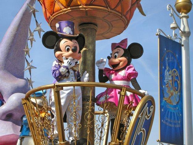 Disneyland, Paríž