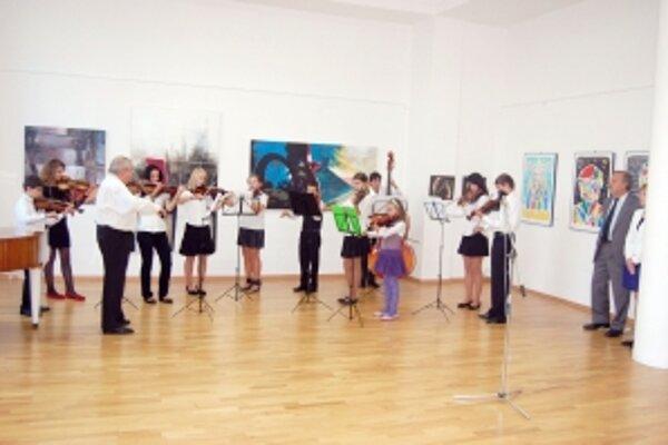 Výstava vzbudila už tradične veľký záujem.