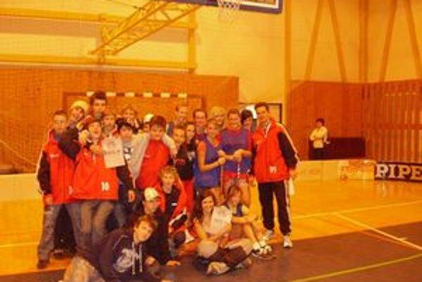 Florbalové úspechy Nižnej nemajú v školskom športe na Slovensku obdobu.