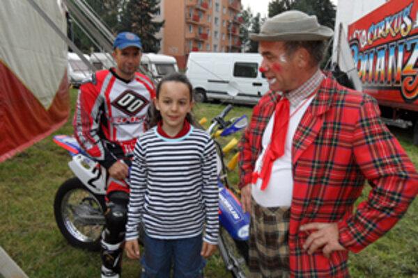 Albert Tříška. Rovnako sa volá principál (vpravo), jeho 11-ročný vnuk i 37-ročný syn.