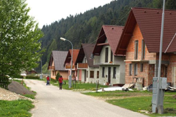 Keby kataster nevkladoval listiny aj počas spracovania ROEP, domy by tu nestáli.