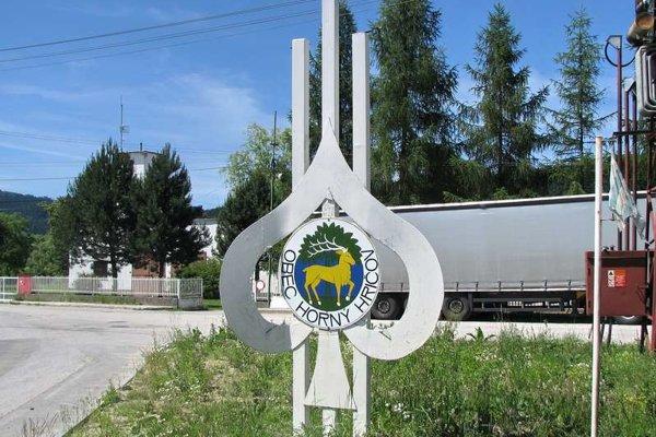 Obyvatelia Horného Hričova nechcú vidieť na svojich cestách nákladnä dopravu.