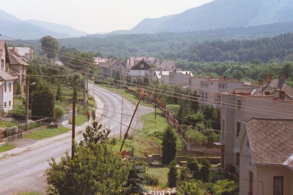 Obec Kokošovce.