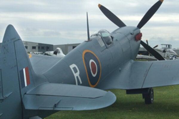 Hawker Hurricane. Ťažný kôň v bitke o Britániu.