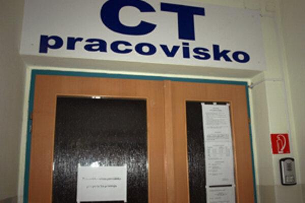 Oddelenie v Trstenej je zatvorené od novembra minulého roka.