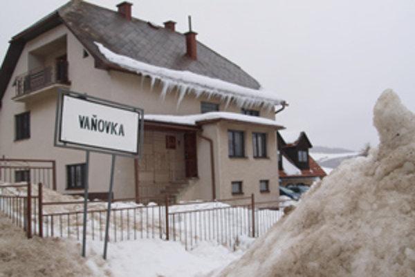 Miestna časť Hruštína mala ku koncu roka bezmála štyristo obyvateľov.