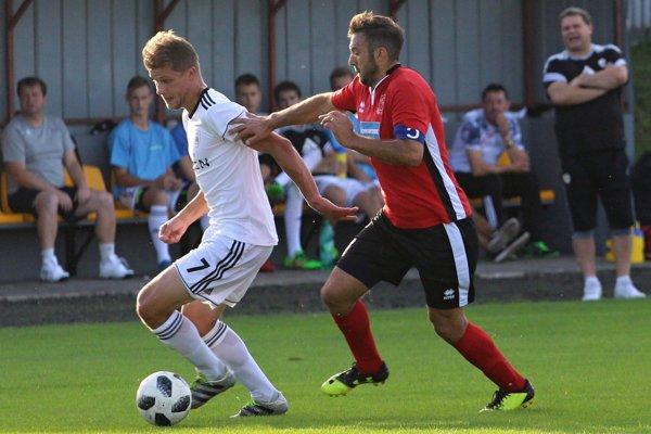Hrdinom zápasu v Námestove sa stal striedajúci Samuel Kurtulík, autor obidvoch gólov.