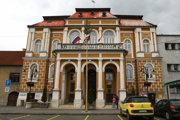Krupinská radnica. Archívne foto
