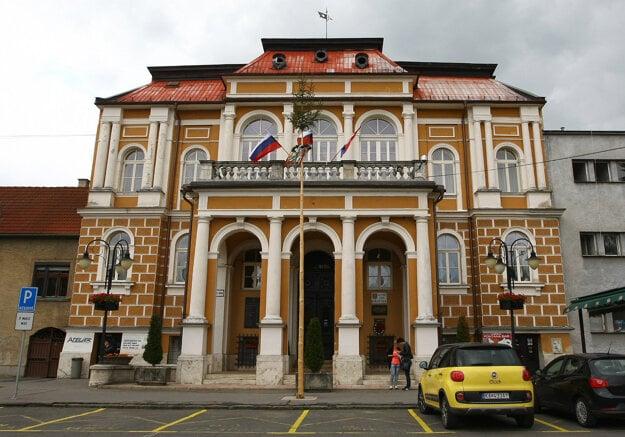 Krupinská radnica.